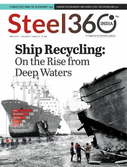 Ship Recycling : On The Rise From Deep Waters