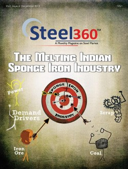 The Melting Indian Sponge Iron Industry