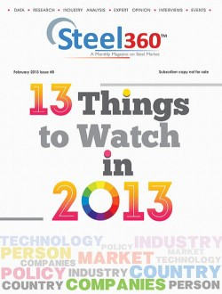 13 Things To Watch In 2013