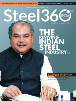 The Reviving Indian Steel Industry