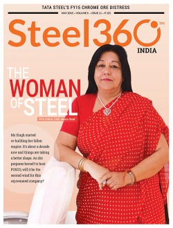 The Woman Of Steel