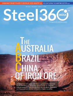 The Australia Brazil China Of Iron Ore