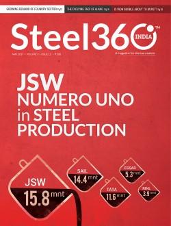 Jsw Numero Uno In Steel Production