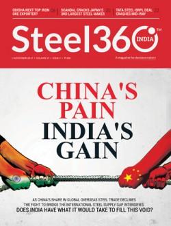 China's Pain India's Gain