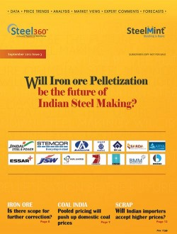 Will Iron Ore Pelletization Be The The Future Of Indian Steel Market