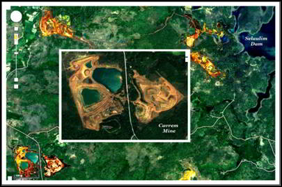 open mining india