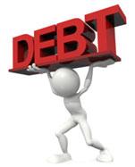 debt india