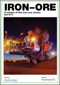 iron ore 2013