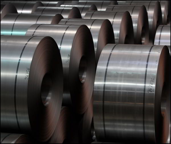 steel manufacturing India