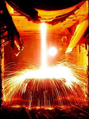 indian steel industry