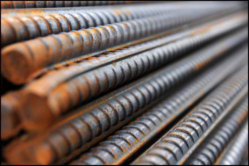 steel rods india