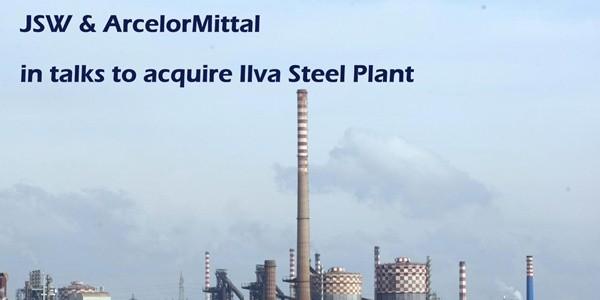 Ilva steel plant