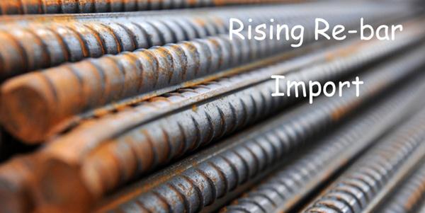 rising rebars import