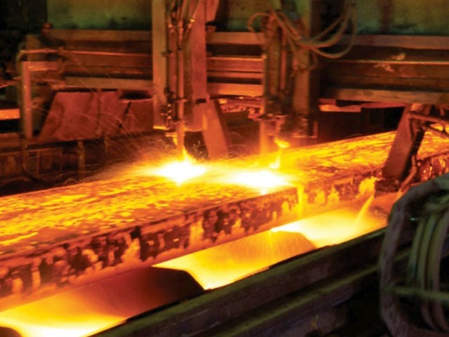 Growing Steel Production in India