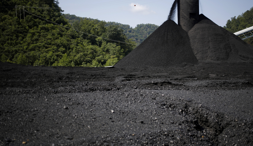 Collapsing Coal in the US