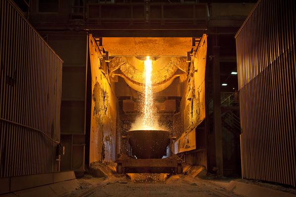 Steel Melting Expansions in Bangladesh