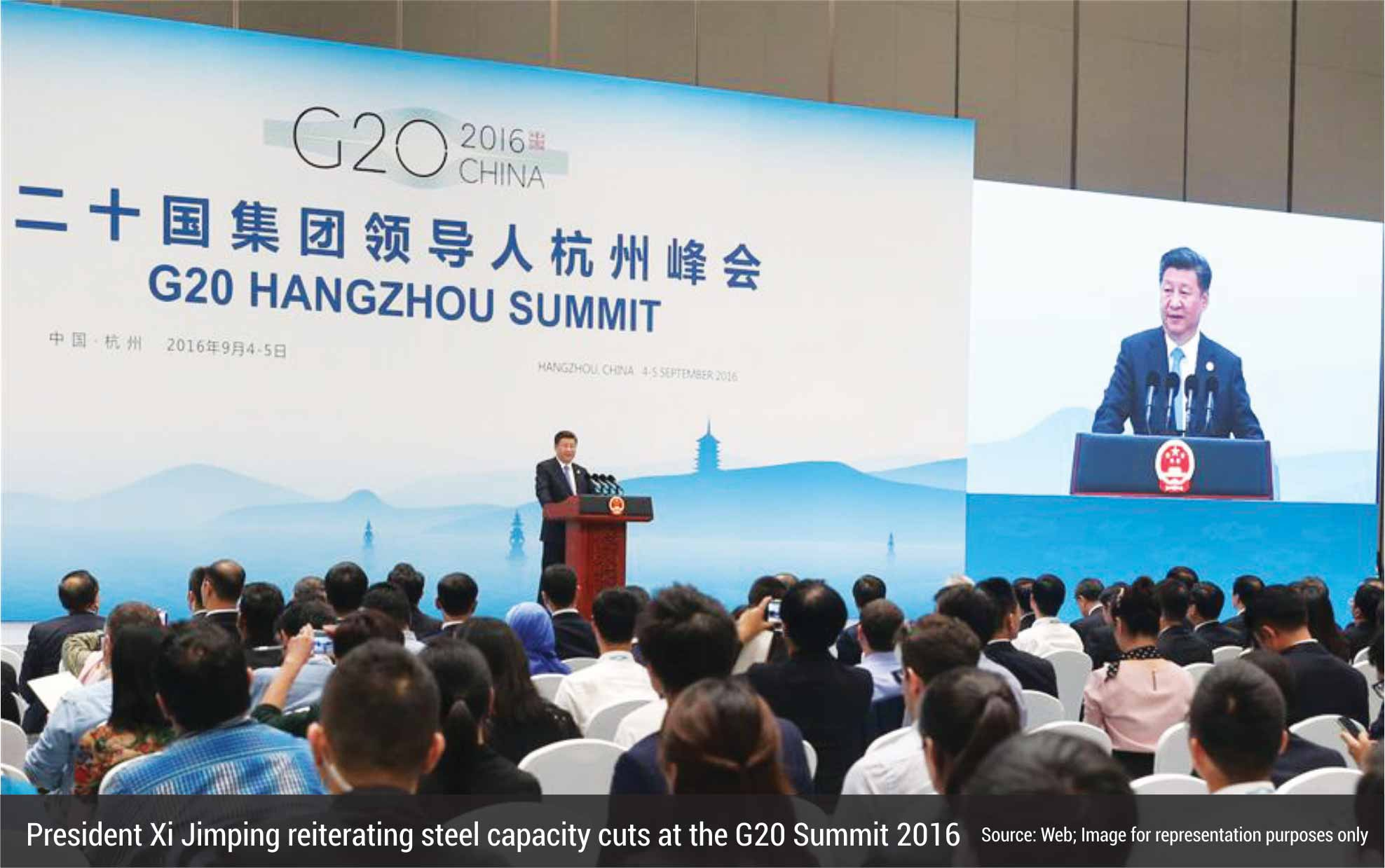 china 2016 steel industry