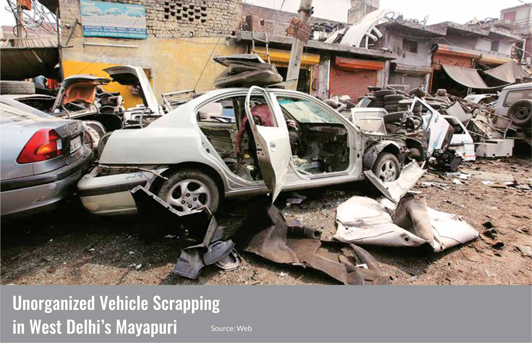 VEHICLE RECYCLING IN INDIA A Multi-Billion Dollar Opportunity? -