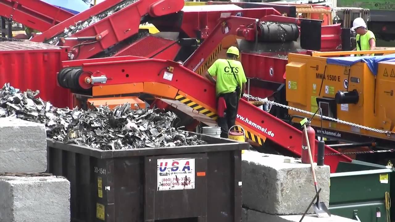 Metal Recycling Process