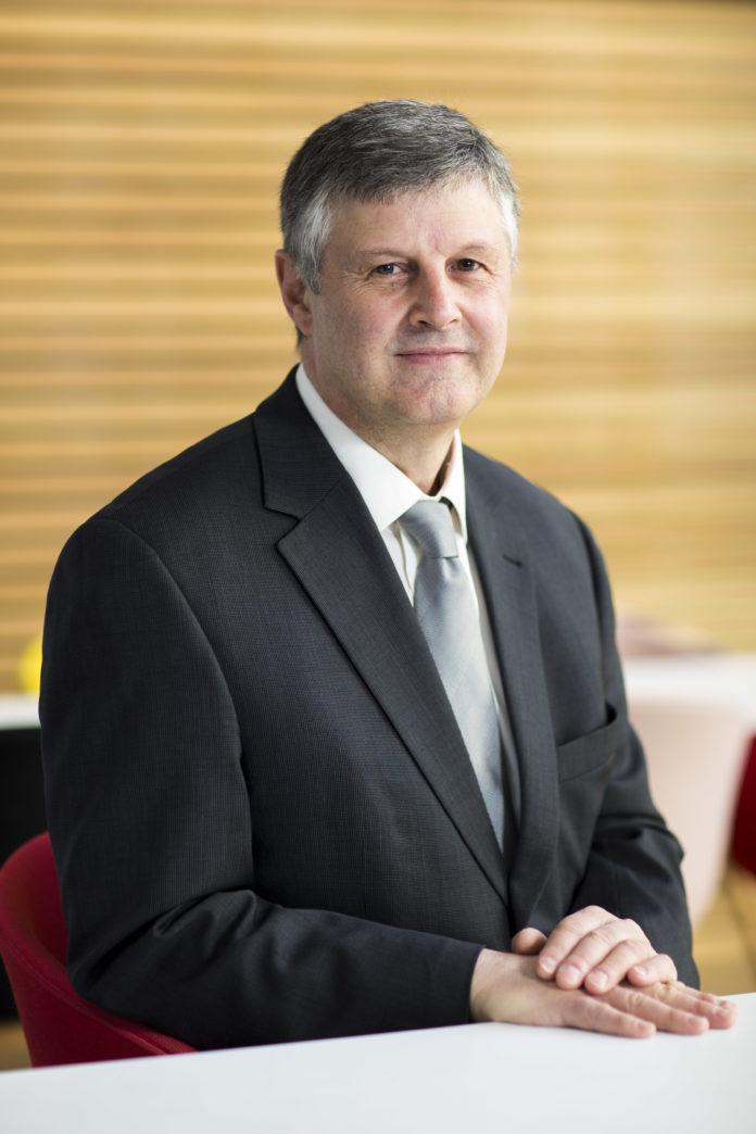 Brussels, Belgium - Worldsteel Director, Edwin Basson.