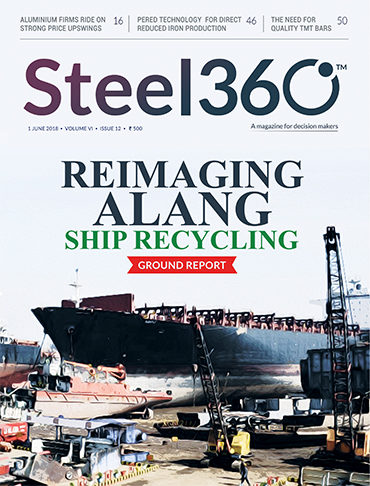 Steel 360- Steel Magazine | Iron and Steel News -