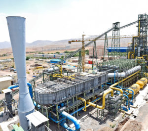 PERED technology for Direct Reduced Iron production