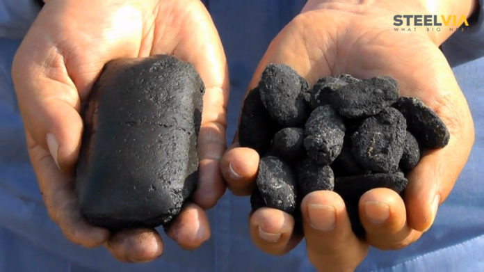 Iron Briquettes