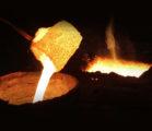 Dephosphorization Pretreatment of liquid steel For Immediate frequency furnace