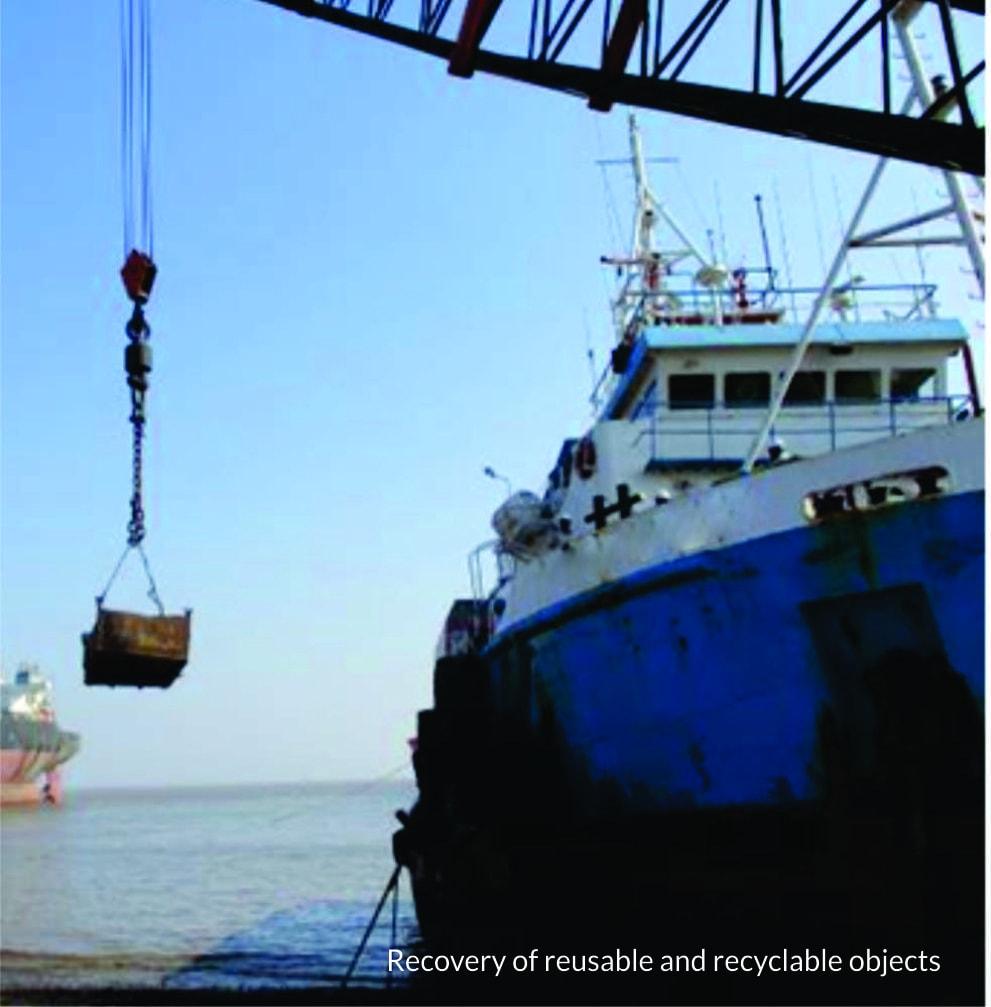 Alang Ship breaking