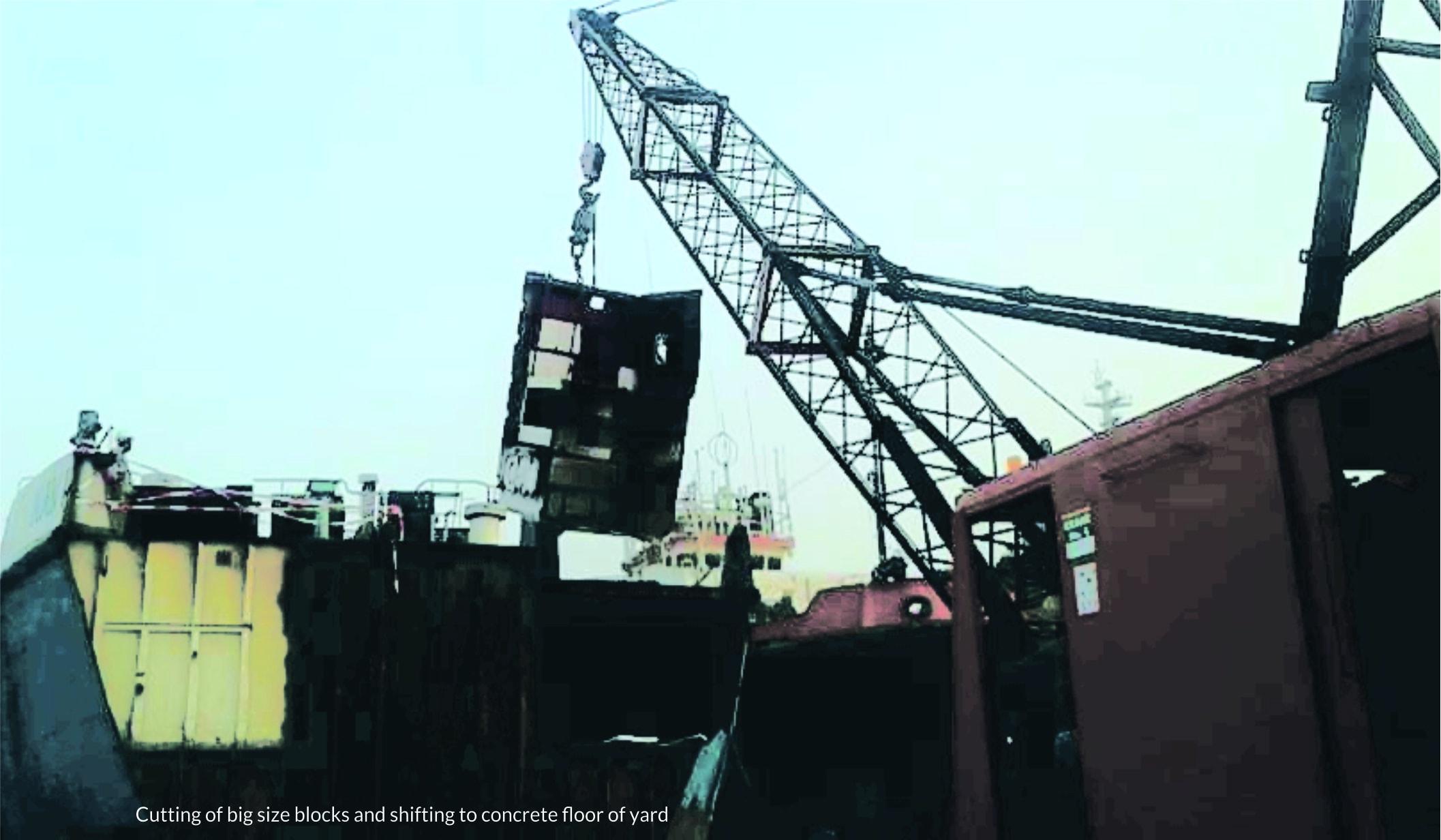 Alang Ship Recycling
