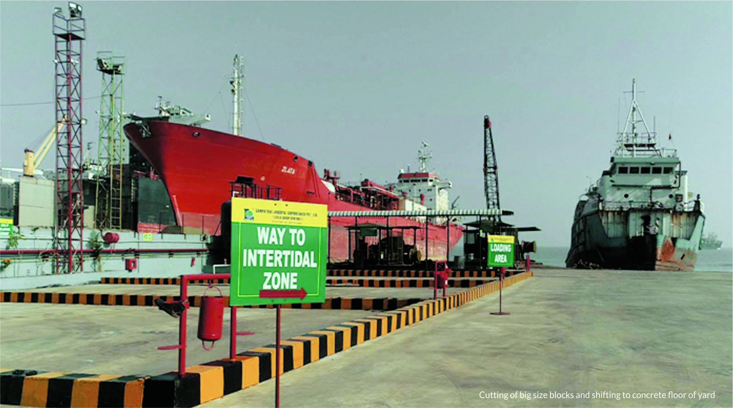 Reimaging Alang Ship Recycling -