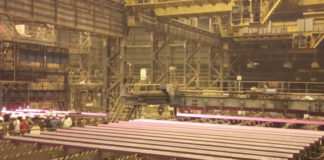 NINL Resumes Billet Production, on Course Towards Scripting Turnaround