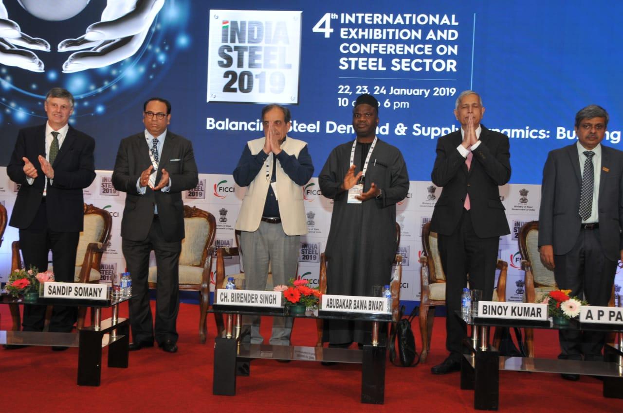 India Steel 2019