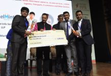 SteelMint bags the National Entrepreneurship Award, 2018