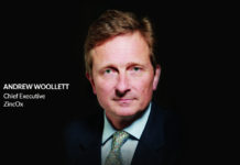 Andrew Woollett, Chief Executive, ZincOx,