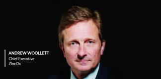 Andrew Woollett, Chief Executive, ZincOx,