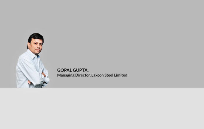 Gopal Gupta, (MD, Gopal Group Of industries)