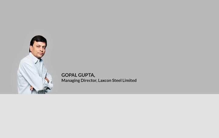 Gopal Gupta, (MD, Gopal Group Of industries)