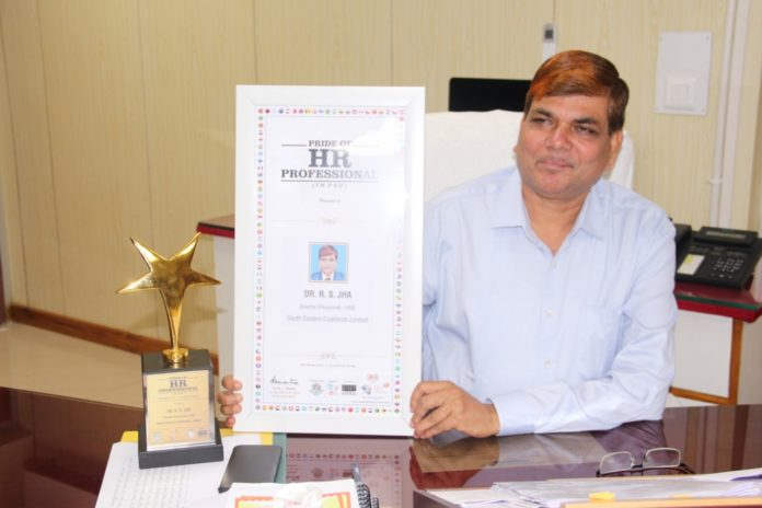 Dr. R. S. Jha, SECL