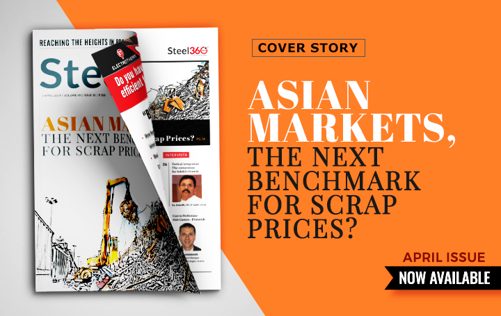 Asian Market The next Benchmark for Scrap Prices