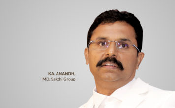 Ka. Anandh MD of Sakti Group