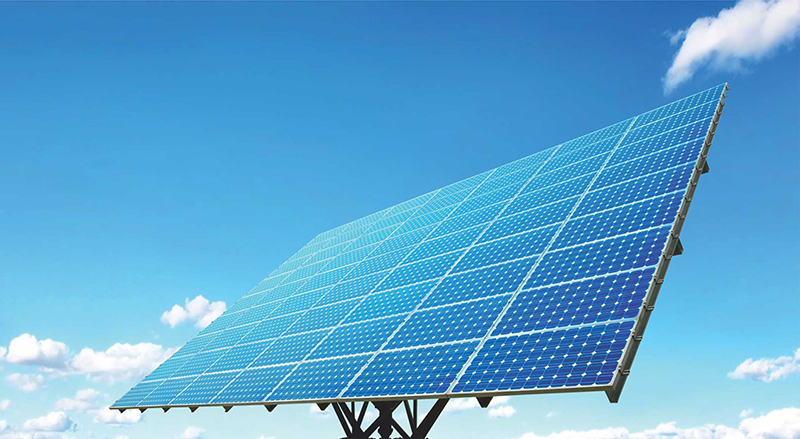 Race for Solar Power hits GST bump- Representational Image