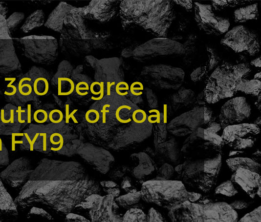 A 360 Degree outlook of Coal in FY19