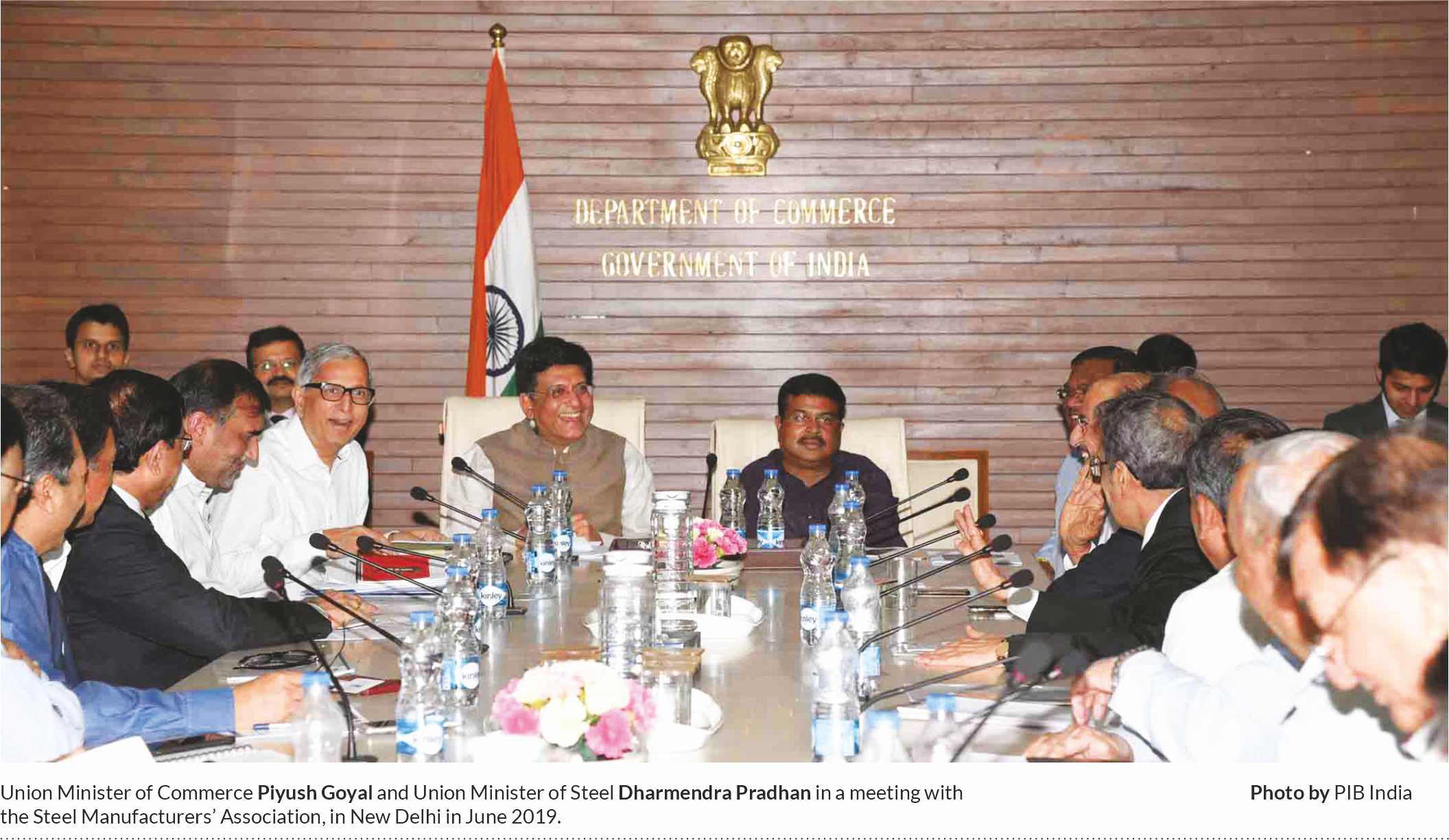 Engineering Exporters to Get Steel at Export Prices -