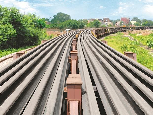 Rail of Bhilai Steel Plant