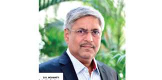 D.K. Mohanty, Senior Vice-President & Head, Ferro Alloys Business Unit of IMFA.