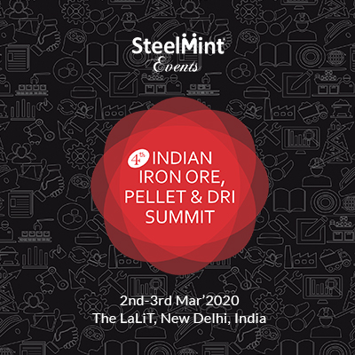 4th Indian Iron Ore, Pellet & DRI Summit