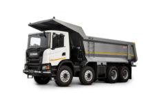 Scania NTG U body Tipper