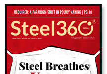 Steel 360 April Issue